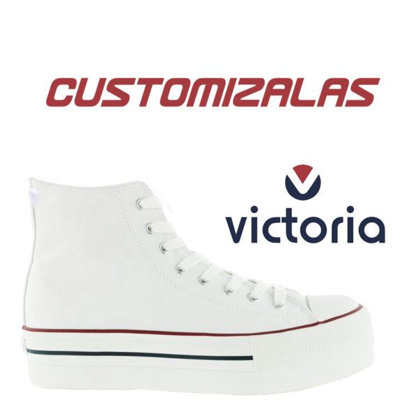Zapatillas personalizadas Victoria