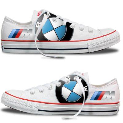 Zapatillas Converse personalizadas BMW