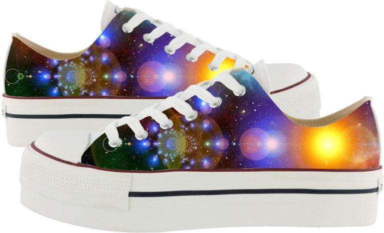 Zapatillas Victoria personalizadas Universo