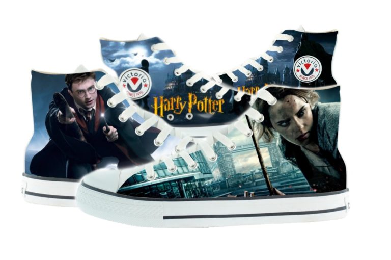 Zapatillas personalizadas Victoria Harry Potter