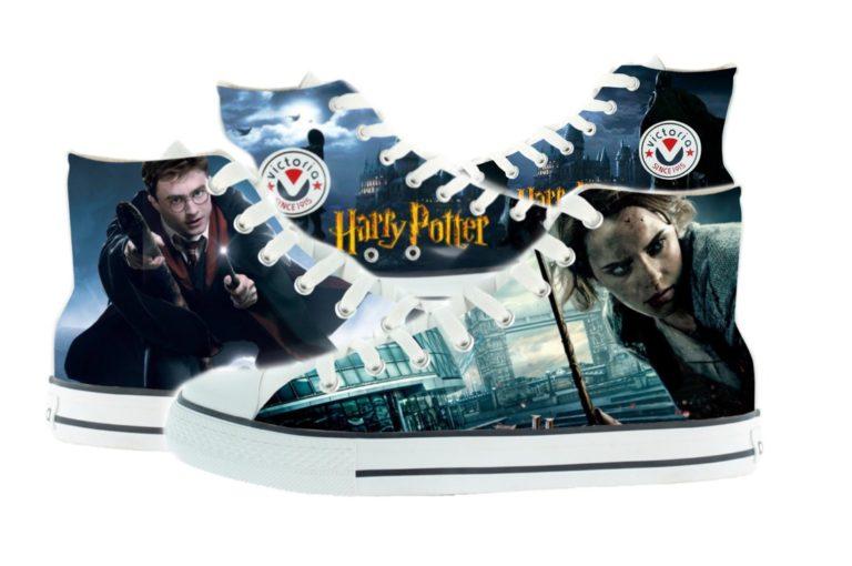 Zapatillas personalizadas Victoria Harry Potter
