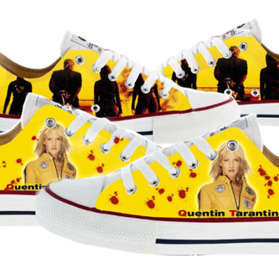 Zapatillas victoria personalizadas Kill Bill