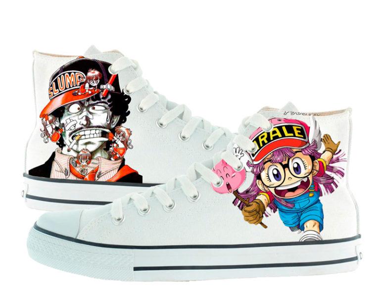 Zapatillas Victoria personalizadas Arale
