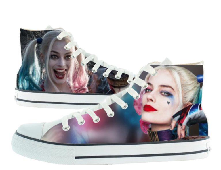Zapatillas personalizadas Victoria Harley Quinn