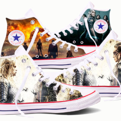 Zapatillas Personalizadas Converse The 100