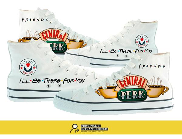 zapatillas friends
